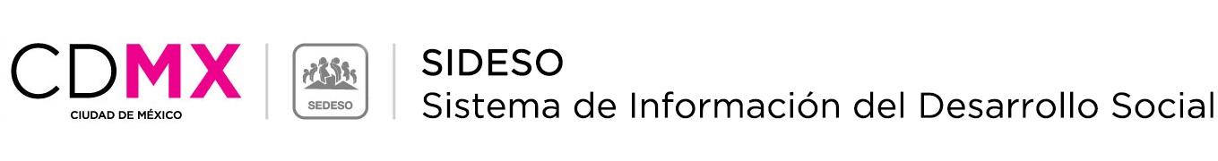 Sistema de Información del Desarrollo Social